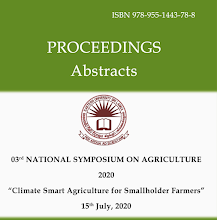 Third National Symposium on Agriculture 2020