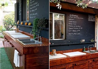 Ideas for Outdoor Kitchens 21 Insanely Clever Design Your Kitchen