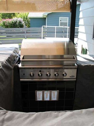Outdoor Kitchen Grill Covers Custom Made to Last