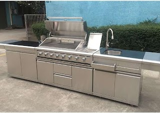 Outdoor Kitchen Price Outside Bbqenza Group Nsw