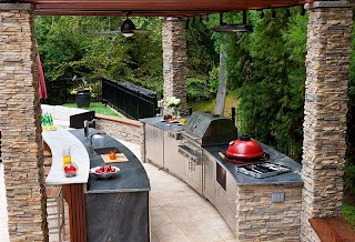 Outdoor Summer Kitchens Five Kalamazoo Gourmet