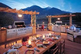 Outdoor Kitchen Distributors Builtin The