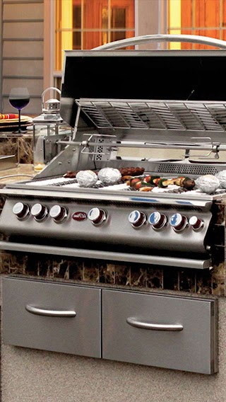 Cal Flame Outdoor Kitchen Bbq S Bbq Islands Bbq Grills Bbq Carts Fireplaces