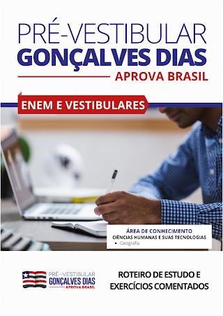 Aula 02 |  A Localização do Território Brasileiro - PDF APOSTILA 02 - Geografia