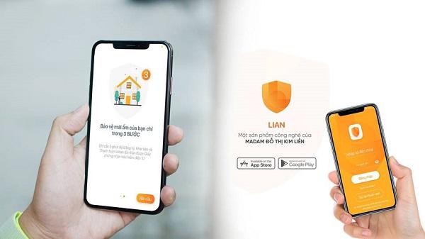LIAN - Ứng dụng mua bán bảo hiểm tự động siêu thuận tiện