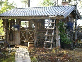 Primitive Outdoor Kitchen Rustic Best Ideas Images on Chrisrolandinfo