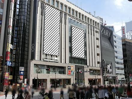 渋谷マルイビジュアルシート