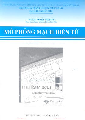 CĐCN.Mô Phỏng Mạch Điện Tử - Nguyễn Thanh Hà, 62 Trang.pdf