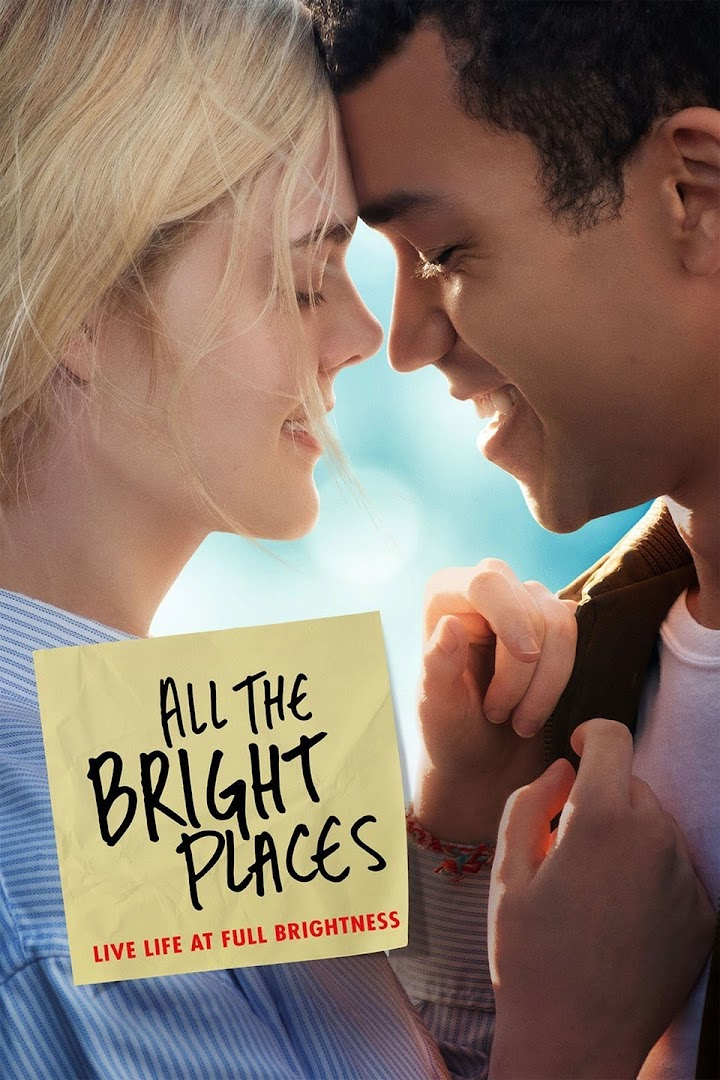 All the Bright Places kurdish poster