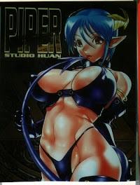 (C57) [Studio Huan (Various)] PIPER GTS (Various) [English] [Incomplete]