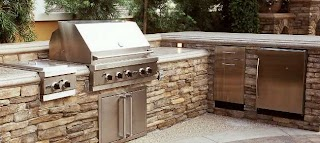 Outdoor Kitchen Countertops Best Compared Countertop Specialty