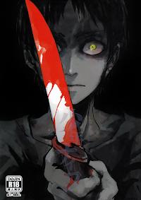 (C85) [Senkan AA (Ahiru)] Shonen Knife (Shingeki no Kyojin) [English] {KEY AND CRAVAT}