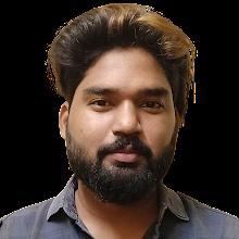 Arun P - Python developer