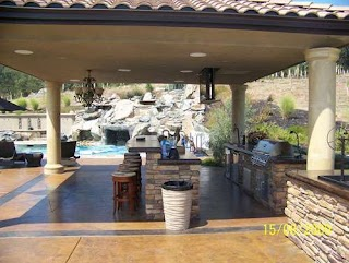 Luxury Outdoor Kitchens Custom Berkeley Ca From Simple To
