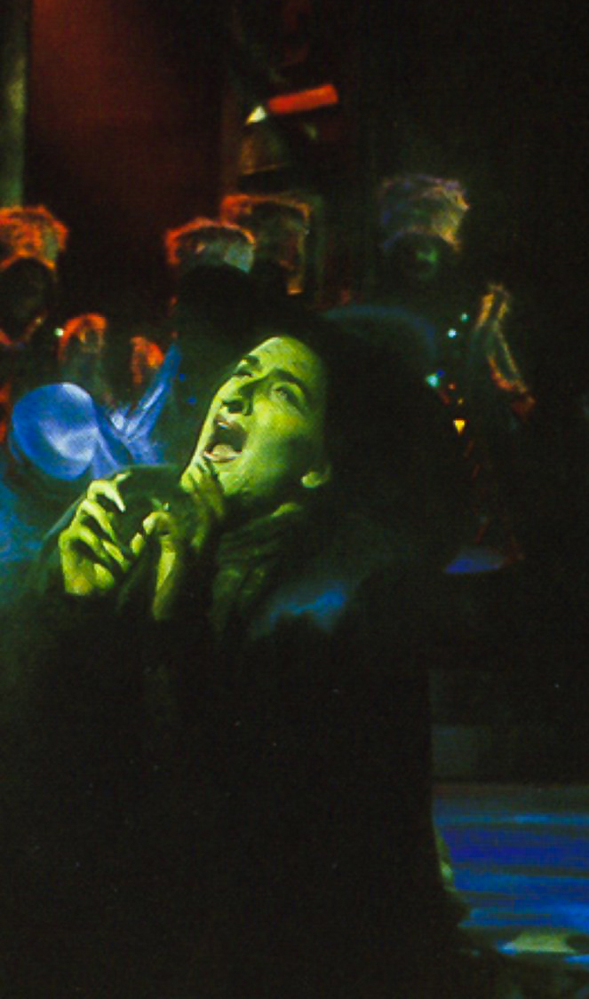 Pamela Rabe in The Wizard of Oz