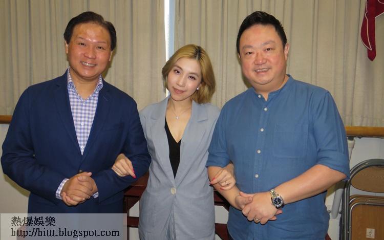 龍貫天、謝曉瑩、高潤鴻為復演做足準備功夫。
