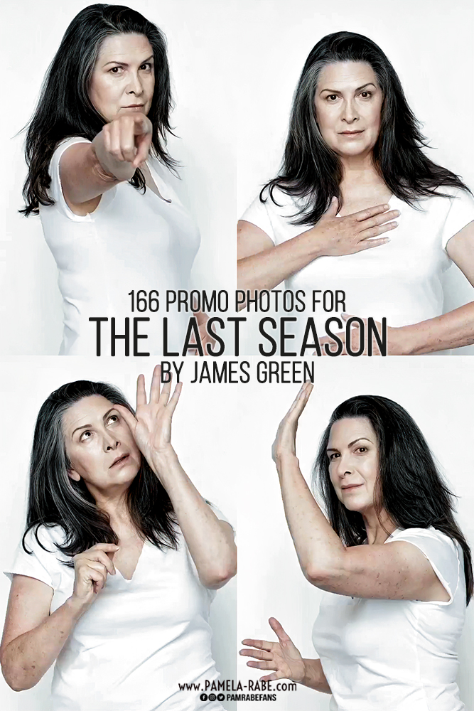 Pamela Rabe | The Last Season | James Green Promo Shooting