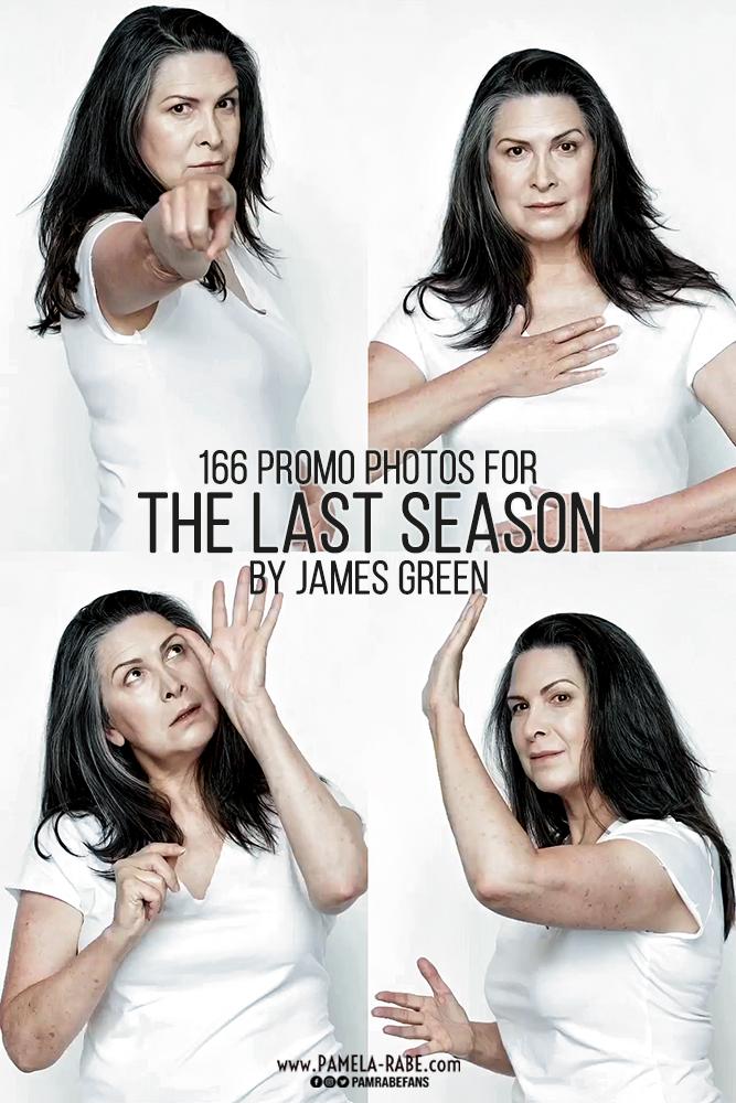 Pamela Rabe | The Last Season | James Green Promo Shooting