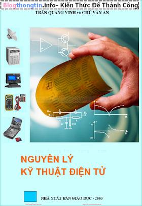 Nguyên Lý Kỹ Thuật Điện Tử (NXB Giáo Dục 2005) - Trần Quang Vinh, 313 Trang.pdf