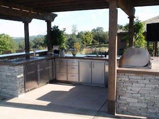 Hgtv Outdoor Kitchens Optimizing an Kitchen Layout