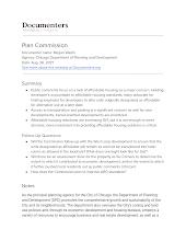 Plan Commission