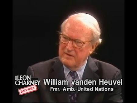 Richard W. Murphy and William vanden Heuvel (Original Airdate 7/06/2008)