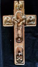 Cruce din lemn Rusia