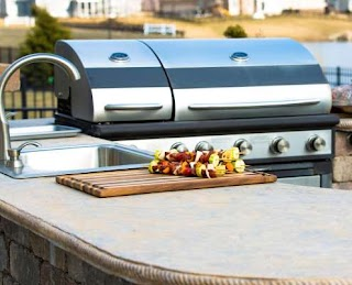 Outdoor Kitchen Appliances Houston Custom S Over 30 Years of Experience