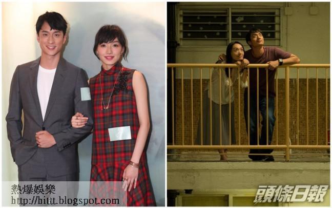 劉俊謙和蔡思鈞拍拖出席訂情電影《幻愛》首映禮,劉俊謙更爆女友私底下好活潑。