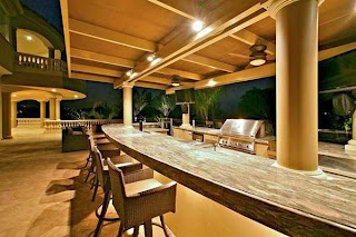 Lighting for Outdoor Kitchen 7 Ideas and Tips Home Matters Ahs