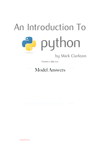 Introduction to Python Solutions.pdf