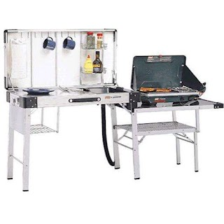 Coleman Outdoor Kitchen Exponent Outfitter Camp Product Reviews and Prices