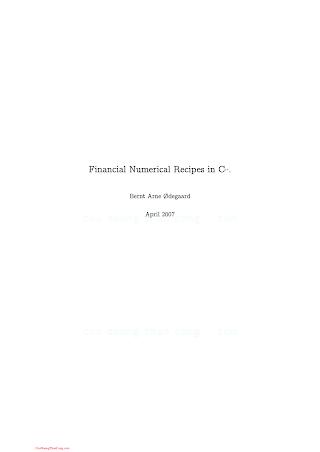 Financial Numerical Recipes in C++.pdf