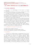 Polycopié Tissu Nerveux (2017-2018).pdf