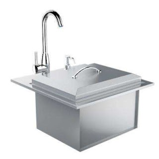 Sink for Outdoor Kitchen Bars S S The Home Depot
