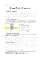 Cours sur L'amplification de puissance Electronique General.pdf