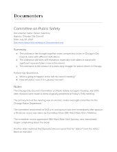 Committee on Public Safety