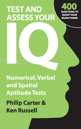 Test and Assess Your IQ Numerical, Verbal and Spatial Aptitude Tests.pdf