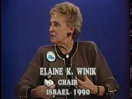 Barry Rehfeld, Hillel Schenker and Elaine Winnik (Original Airdate 12/17/1989)