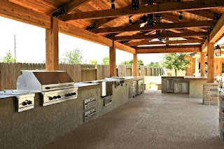 Outdoor Kitchen Roof Ideas Awful Choxico