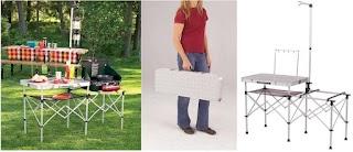 Coleman Outdoor Kitchen Packaway Camp Ii for 4816 Reg 11499