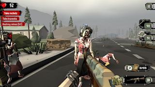 The Walking Zombie 2 Mod Apk 3.4.2 [Unlimited Money]