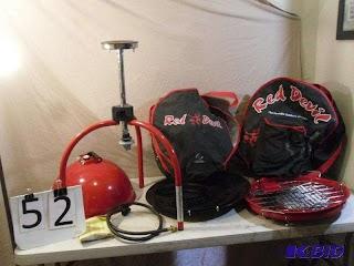 Red Devil Portable Outdoor Kitchen Hahn Customs Contractor