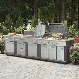 Outdoor Modular Kitchen Is Always The Most Perfect Place to Enjoy Quality