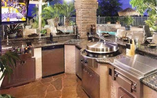 Outdoor Kitchen Distributors Build Your Dream Backyards N More