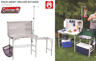 Coleman Outdoor Kitchen Boardcooker Japan Products Camp
