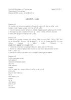 Examen ARCHI + Correction (Section A, Janvier 2011).pdf