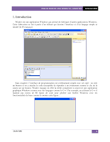 01 - Prise De Main WinDev - Manipulation WinDev.pdf