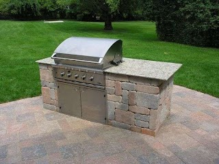Outdoor Kitchen Grill Tops for S Island