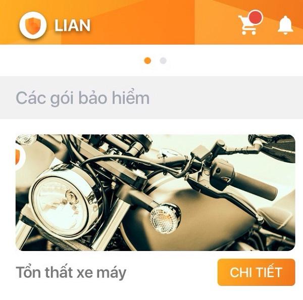 LIAN ra mắt sản phẩm bảo hiểm Tổn thất toàn bộ xe mô tô, xe máy